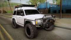 Nissan Safari Y60 Off-Road