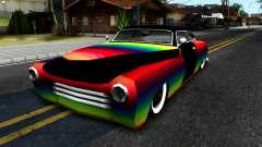 LOW Hermes für GTA San Andreas