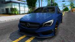 Mercedes-Benz CLA 45 AMG Shooting Brakes Boss pour GTA San Andreas