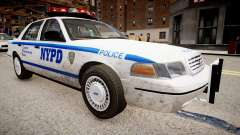 Ford Crown Victoria NYPD
