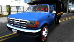 Ford F-350 Harina Pan Venezolano pour GTA San Andreas