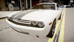 Dodge Challenger Unmarked Police Car