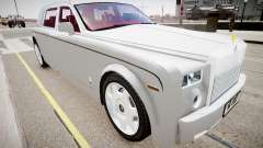 Rolls-Royce Phantom EWB Dragon Edition 2012 pour GTA 4