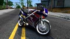 Yamaha TZM 150 pour GTA San Andreas