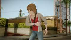 Life Is Strange - Max Caulfield Red Shirt v1