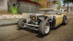 GTA 5 Declasse Tornado Rat Rod Cleaner pour GTA San Andreas