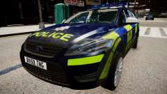 Ford Mondeo Estate police UK