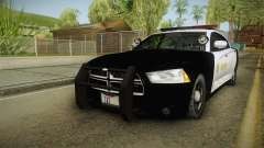 Dodge Charger Sheriff für GTA San Andreas
