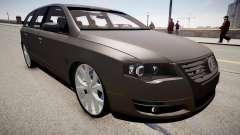 Volkswagen Passat Variant R50 Dub pour GTA 4