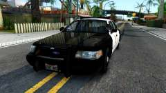 Ford Crown Victoria Police