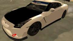 Nissan GT-R Drift JDM pour GTA San Andreas