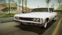 Chevrolet Impala Sport Sedan 396 Turbo-Jet 1967
