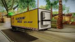 GTA 5 Refrigerated Trailer