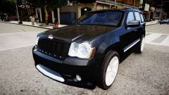 Jeep Grand Cherokee SRT8 v.1.1 für GTA 4