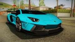 Lamborghini Aventador LP700-4 Liberty Walk LB