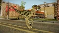 Primal Carnage Velociraptor Ivy Striped