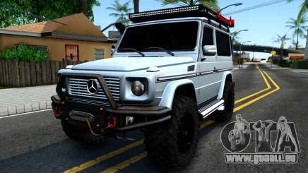 Mercedes-Benz G500 Off-Road Short pour GTA San Andreas