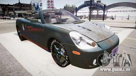 Toyota MRS2 für GTA 4