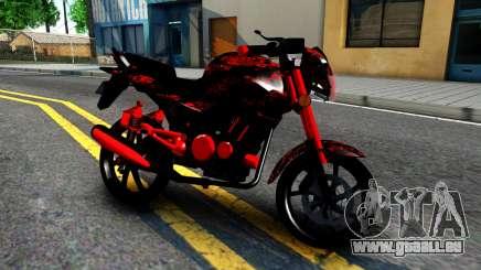 Empire Keeway Arsen 2 für GTA San Andreas