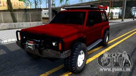 Nissan Patrol Y60 Off-road für GTA San Andreas