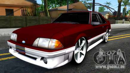 Ford Mustang 1993 pour GTA San Andreas