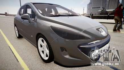 Peugeot 308 GTi 2011 pour GTA 4