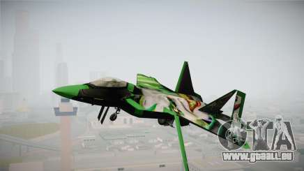 F-22 The Joker pour GTA San Andreas