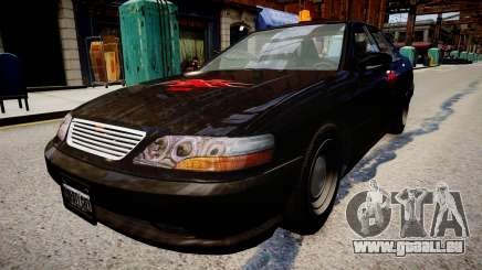 xxx Taxi pour GTA 4