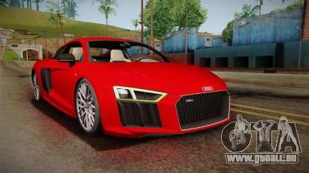 Audi R8 V10 2017 für GTA San Andreas