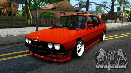 BMW E28 M5 für GTA San Andreas