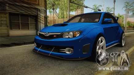 Subaru Impreza WRX STI Rocket Bunny für GTA San Andreas
