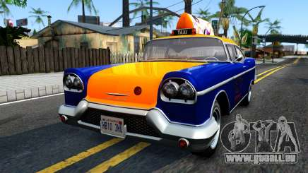 GTA V Declasse Cabbie für GTA San Andreas
