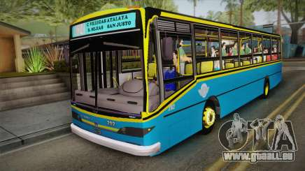 Nuovobus Cabines S. a pour GTA San Andreas