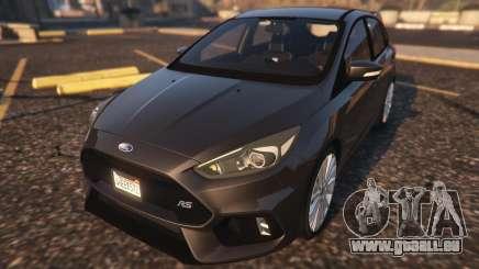 Ford Focus RS 2016 für GTA 5