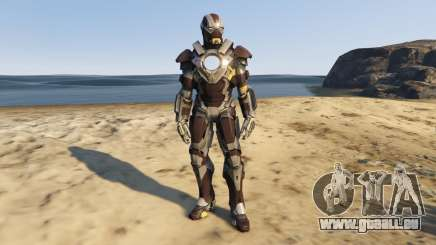 Iron Man Mark 24 Tank für GTA 5
