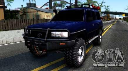 Toyota Land Cruiser 80 für GTA San Andreas