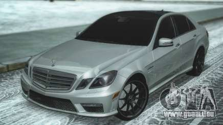 Mercedes-Benz E63 W212 V1.2 pour GTA San Andreas