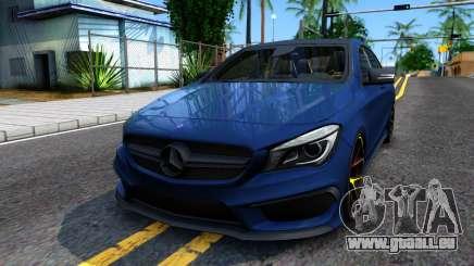 Mercedes-Benz CLA 45 AMG Shooting Brakes Boss pour GTA San Andreas