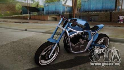 GTA 5 Shitzu Defiler pour GTA San Andreas
