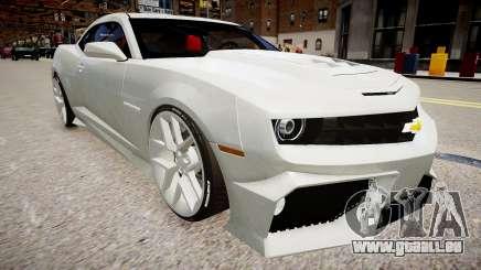 Chevrolet Camaro VR für GTA 4
