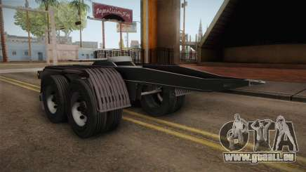 Double Trailer Timber Brasil v3 pour GTA San Andreas