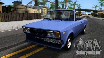 VAZ 2105 V2 Cabrio für GTA San Andreas