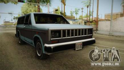 Bobcat XL für GTA San Andreas