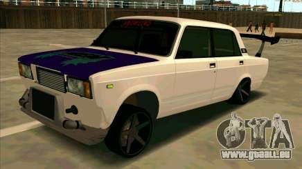 VAZ-2107 Azelow pour GTA San Andreas