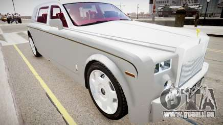 Rolls-Royce Phantom EWB Dragon Edition 2012 für GTA 4