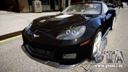 Chevrolet Corvette ZR1 v2.0 pour GTA 4