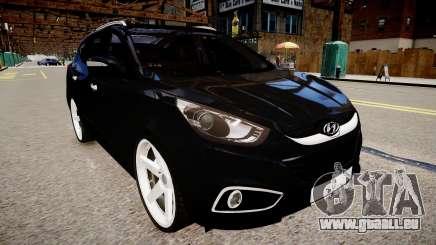 Hyundai ix35 DUB vs 2 pour GTA 4