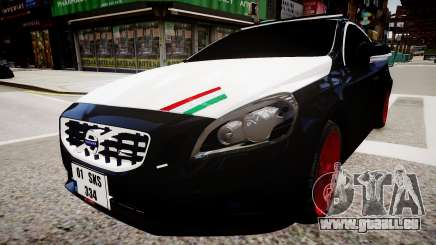 Volvo S60 Modified pour GTA 4