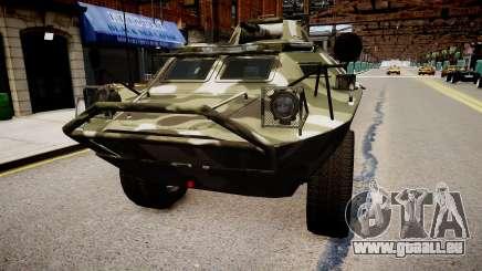 Camo APC pour GTA 4