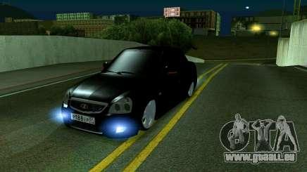 Priora 07 pour GTA San Andreas